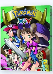Picture of Pokemon XY GN VOL 02