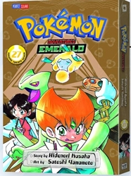 Picture of Pokemon Adventures GN VOL 27
