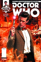 Picture of Doctor Who 11th Doctor #11 Photo Cover