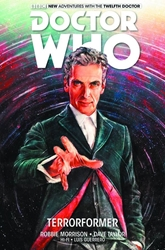 Picture of Doctor Who 12th Doctor HC VOL 01 Terraformer