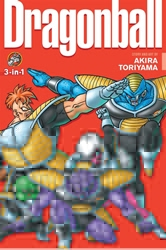 Picture of Dragon Ball 3-in-1 Vol 08 SC