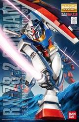 Picture of Gundam RX-78-2 Gundam Ver. 02 Bandai Master Grade