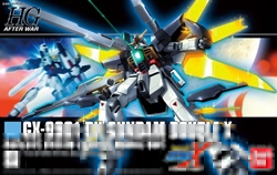 Picture of Gundam After War Gundam Double X HG Model Kit