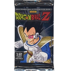 Picture of Dragon Ball Z 2014 Trading Card Game Booster