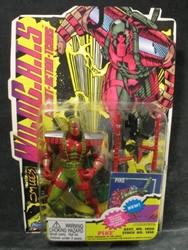 Picture of Wildcats Pike Action Figure