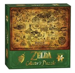 Picture of Legend of Zelda Collector's Puzzle
