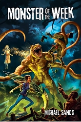 Picture of Monster of the Week RPG Book TP