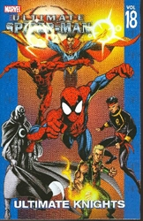 Picture of Ultimate Spider-Man Vol 18 SC Ultimate Knights