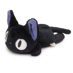 Picture of Kiki's Delivery Service Jiji Fluffy Bean Bag 16cm