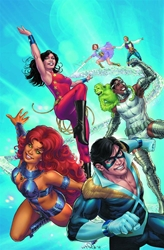 Picture of Convergence New Teen Titans #1