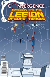 Picture of Convergence Superboy & the Legion #1