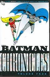 Picture of Batman Chronicles Vol 04 SC