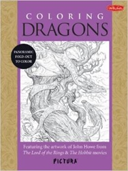 Picture of Coloring Dragons TP