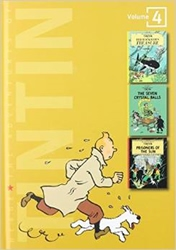 Picture of Adventures of Tintin Vol 04 HC
