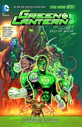 Picture of Green Lantern (2011) Vol 05 SC Test of Wills