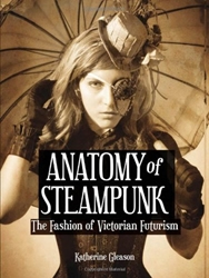 Picture of Anatomy of Steampunk HC Fashion of Victorian Futurism