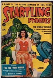 Picture of Startling Stories 09/40