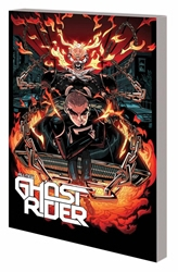 Picture of All-New Ghost Rider Vol 02 SC Legend