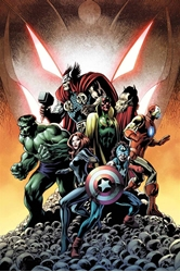 Picture of Avengers Ultron Forver #1 Poster