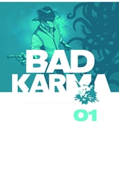 Picture of Bad Karma HC VOL 01