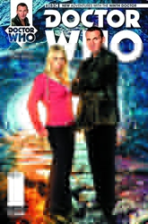 Picture of Doctor Who 9th Doctor #2 Photo Cover