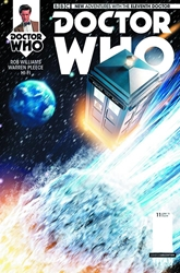 Picture of Doctor Who 11th Doctor #12 Photo Cover