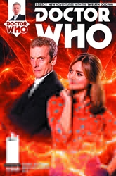 Picture of Doctor Who 12th Doctor #8 Photo Cover