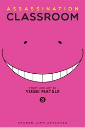 Picture of Assassination Classroom GN VOL 03