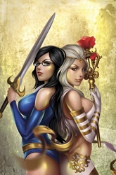 Picture of Grimm Fairy Tales vs Wonderland SC