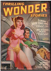 Picture of Thrilling Wonder Stories 06/50