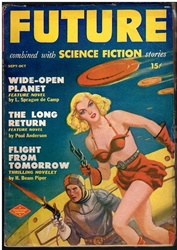 Picture of Future Science Fiction 09/50
