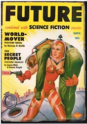 Picture of Future Science Fiction 11/50