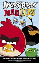 Picture of Angry Birds Mad Libs