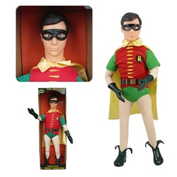 "Picture of Robin 16"" 1966 TV Talking Figure"
