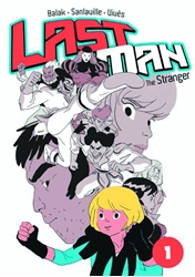 Picture of Last Man Vol 01 SC Stranger