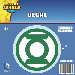 Picture of Green Lantern Standard Logo Decal