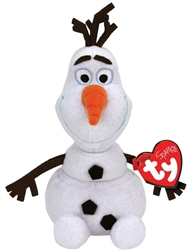 "Picture of Frozen Sparkle Olaf 13"" Plush"