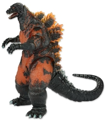 "Picture of Godzilla Classic '95 Burning Godzilla 12"" Action Figure"