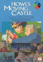 Picture of Howl's Moving Castle Film Comic Vol 03 SC