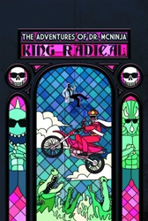 Picture of Adventures of Dr McNinja TP VOL 03 King Radical
