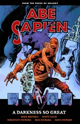 Picture of Abe Sapien Vol 06 SC Darkness So Great
