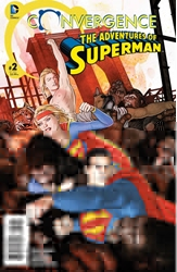Picture of Convergence Adventures of Superman #2