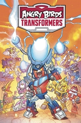 Picture of Angry Birds/Transformers TP Age of Eggstinction