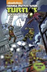 Picture of Teenage Mutant Ninja Turtles New Animated Adventures Vol 05 SC