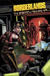 Picture of Borderlands Vol 03 SC Tannis and the Vault