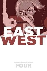 Picture of East of West Vol 04 SC Who Wants War