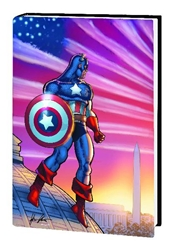 Picture of Captain America America First HC