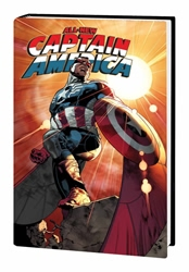 Picture of All-New Captain America Vol 01 HC Hydra Ascendant