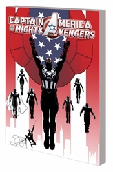 Picture of Captain America Mighty Avengers Vol 01 SC Open for Business
