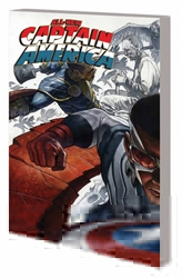 Picture of All-New Captain America Fear Him TP